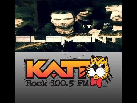 Element radio interview on the KATT 100.5 fm Oklahoma City