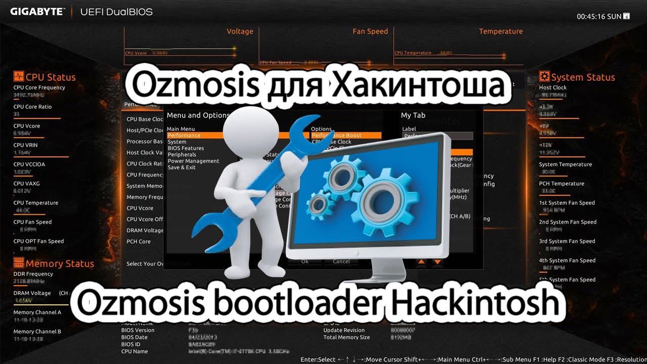 Hackintosh Amd