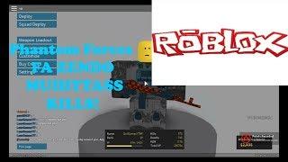 Roblox - Phantom Forces muitas Kills