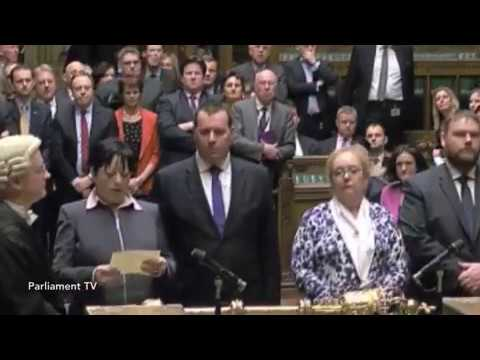 The moment the Brexit Bill is passed by the UK Parliament - 08 Feb 17