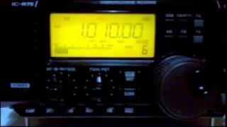 1010 kHz Radio Diário, Presidente Prudente SP - Brasil