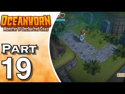 Let's Play Oceanhorn (Gameplay + Walkthrough) Part 19 - Graveyard Island