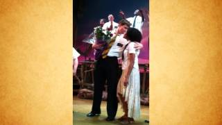 Andrew Rannells Final Curtain Call for the Book of Mormon - June 10th 2012