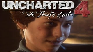 THE BOY - UNCHARTED 4 TRAILER