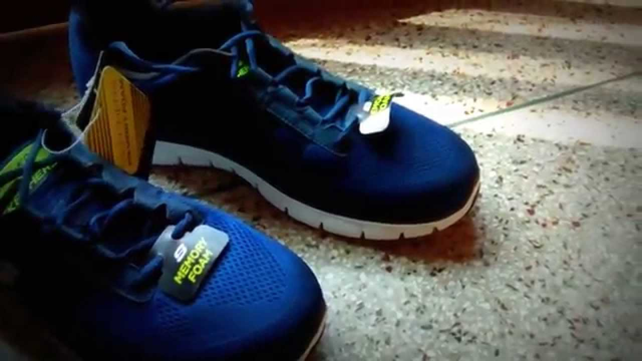 d7774c21def0 Skechers Synergy Power Switch Quick unboxing and review - YouTube