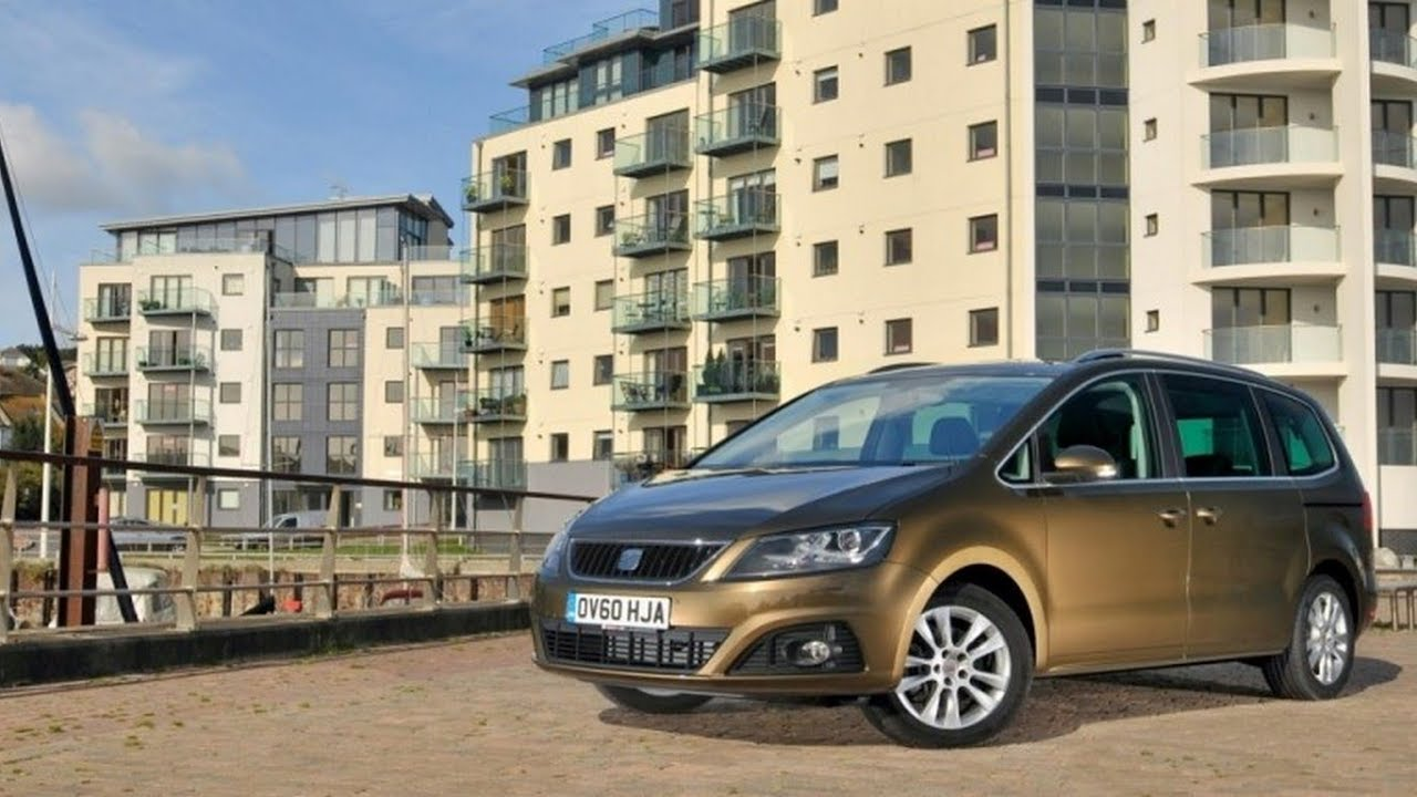 2018 seat alhambra review interior and exterior youtube. Black Bedroom Furniture Sets. Home Design Ideas