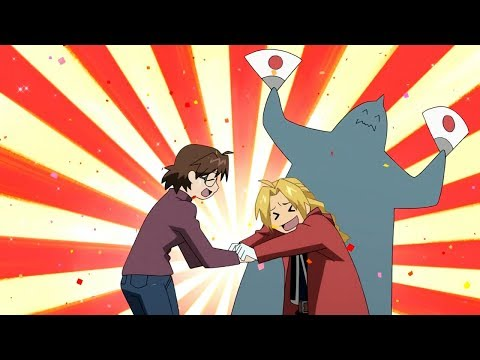 EDWARD ELRIC EN 1 MINUTO!! from YouTube · Duration:  1 minutes 40 seconds