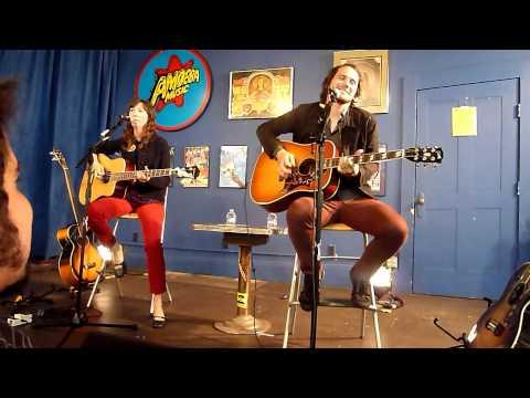 "Silversun Pickups Performing ""Lazy Eye"" Acoustic Version Live At Amoeba Records In San Francisco"