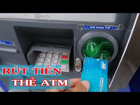 Hướng Dẫn Cách Rút Tiền thẻ ATM Ngân Hàng Quân Đội
