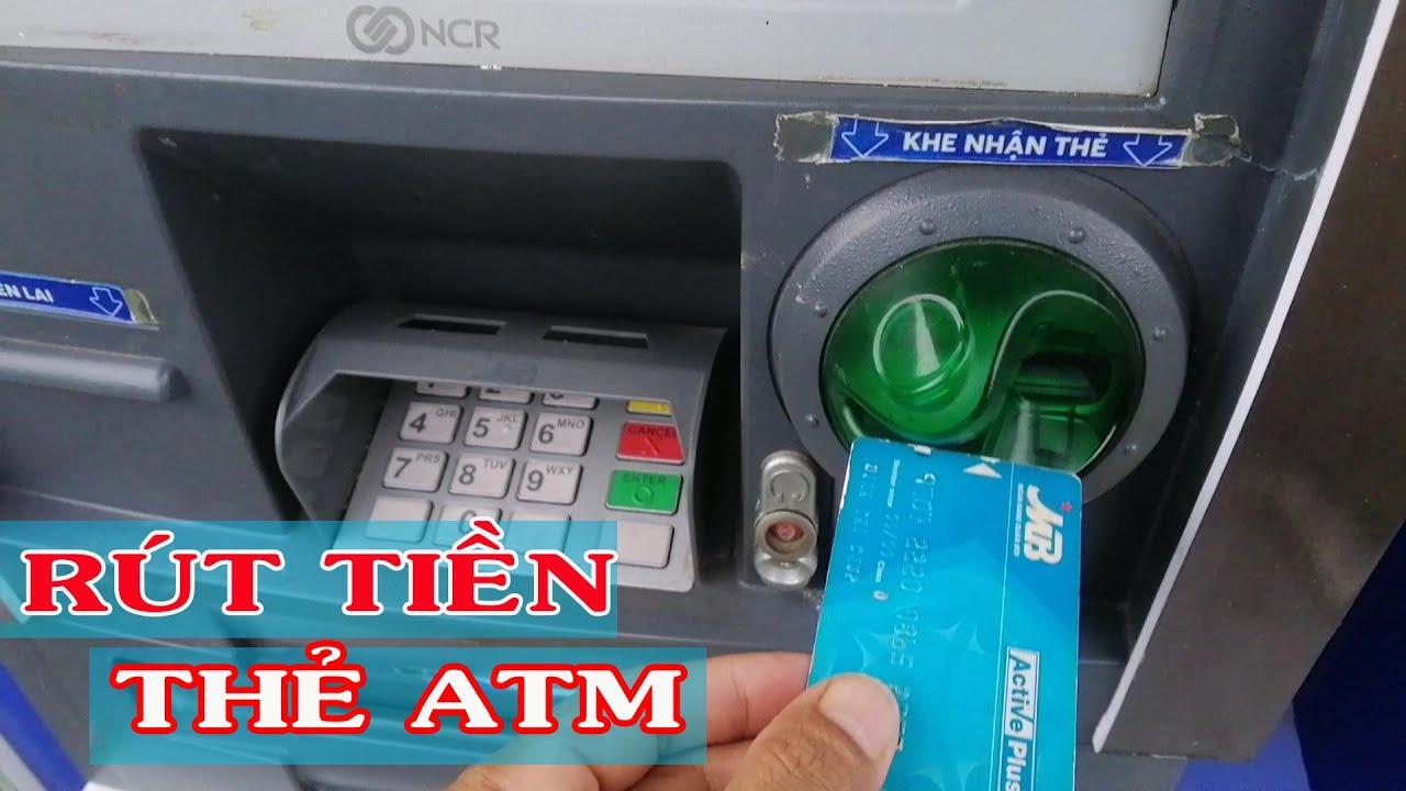 Hướng Dẫn Cách Rút Tiền ATM Ngân Hàng Quân Đội