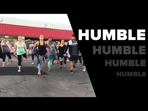 Kendrick Lamar - HUMBLE. (Dance Fitness with...