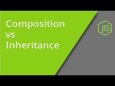 Composition vs Inheritance in JavaScript