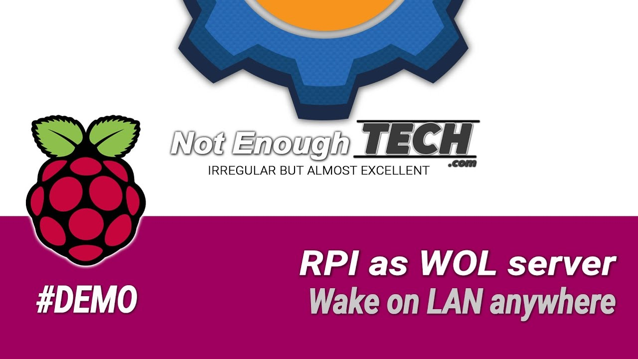 Raspberry Pi As Wake on LAN Server: 5 Steps (with Pictures)