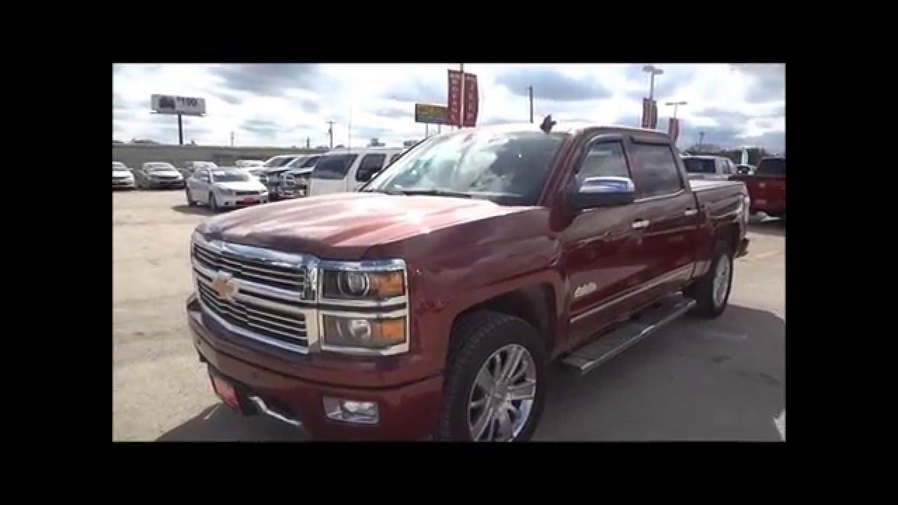 2015 Chevy Silverado 1500 High Country Review Youtube