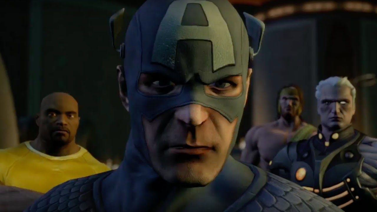 Marvel: Ultimate Alliance 2 Official PS4 and Xbox One Trailer