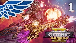 Download lagu BATTLEFLEET GOTHIC ARMADA 2 | Imperial Campaign Part 1 - Imperial Campaign BFGA2 Let's Play Gameplay