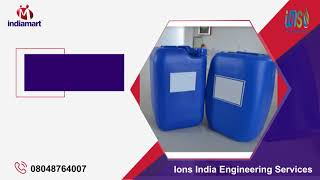 Water Treatment Plants & Chemicals Manufacturer