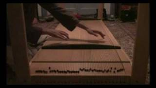 music therapy monochord bed