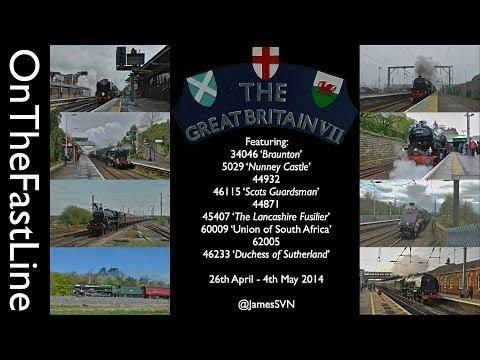 The Great Britain VII - April/May 2014