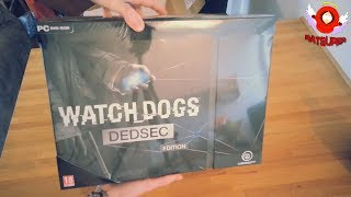 Unboxing : Watch Dogs - édition Dedsec ! [HD-PC]