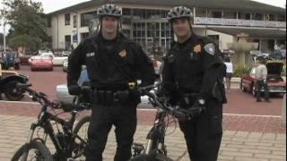 Monterey Police Department Bicycle Patrol