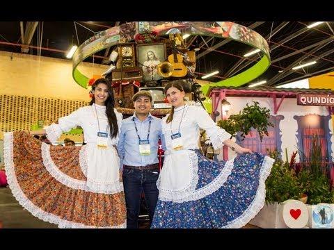 Colombia - Vitrina turística Anato 2013