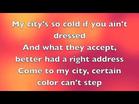 "Patrick Stump - ""This City"" (ft. Lupe Fiasco) With Lyrics!"
