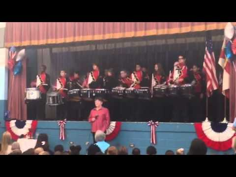 Mayport Middle School Drum line