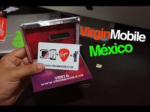 Virgin Mobile en México
