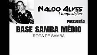 BATUCADA LOOP ACOMPANHAMENTO SAMBA (90 BPM ) PERCUSSÃO