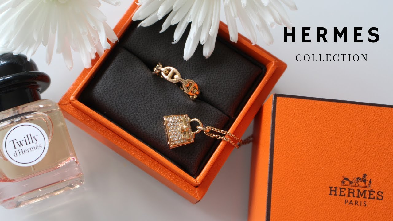 f00705a358013a Fine Jewellery Collection Part 3: Hermes - YouTube