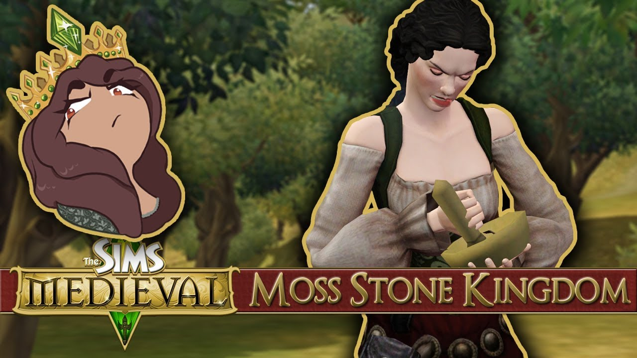 Download An Antidote for Poison Kisses?! 👑 Sims Medieval: Long Live The Queen! - Episode #6
