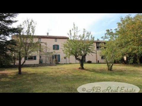 #Mirepoix *** Reduced Price *** Farm house and buildings for Sale, Occitanie, South of France