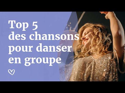 Top 5 des chansons pour danser en groupe