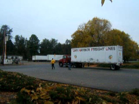 Oak Harbor Freight getting kicked Out Of Yellow Freight
