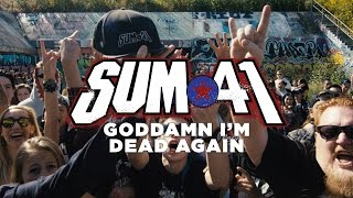 "The official music video for Sum 41's track ""Goddamn I'm Dead Again..."