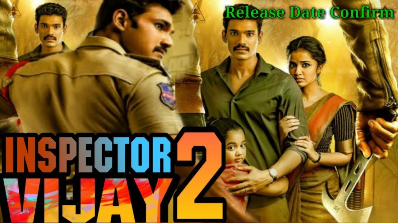 Download Inspector Vijay 2 (Rakshasudu) Hindi Dubb Movie 2019 | Bellamkonda Srinivas | Dubbing Rights Solds