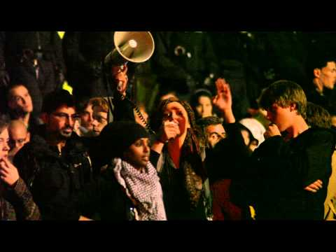Police Storming the Steps: Occupy LSX (P.2 of 3)