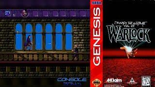 Warlock (Sega Genesis) - прохождение игры