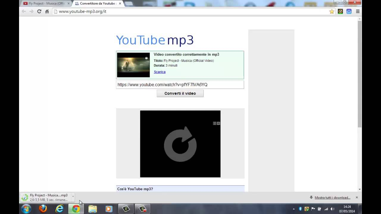 scarica musica youtube mp3
