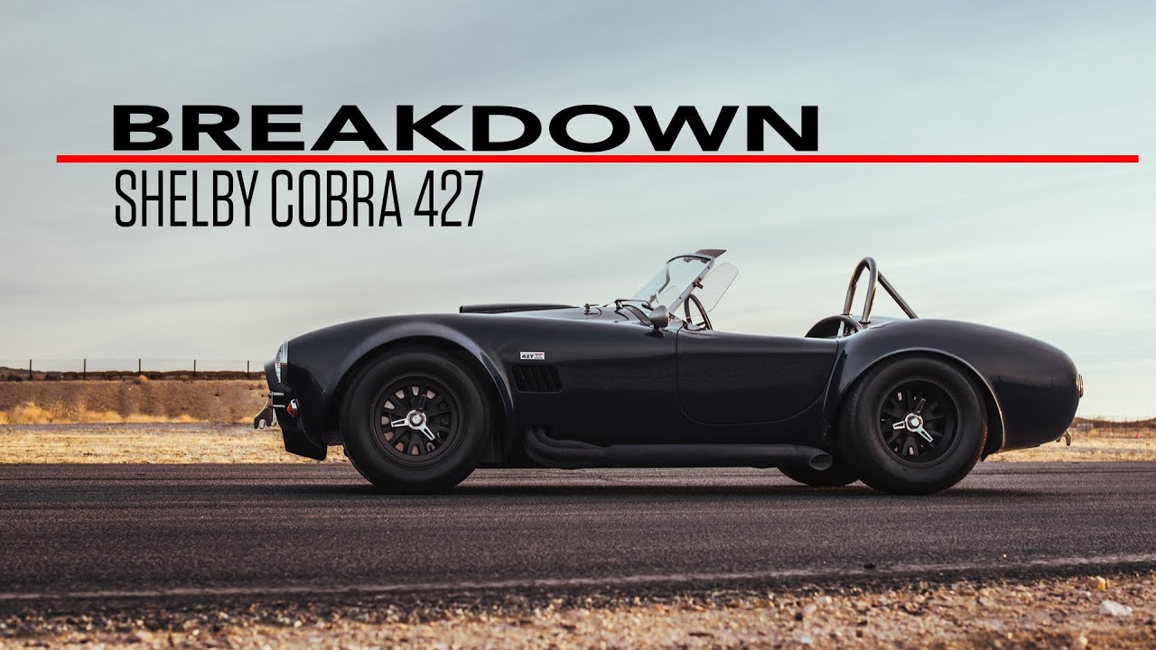 Breakdown Shelby Cobra