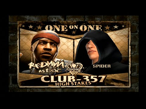Def Jam Fight For NY - Spider's Story Part 16