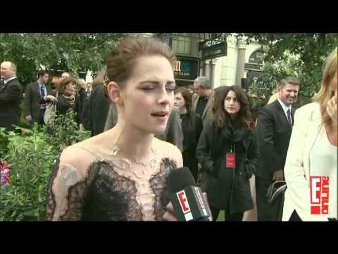 Snow White and The Huntsman World Premiere Kristen interview - swath premiere kstew interviewed