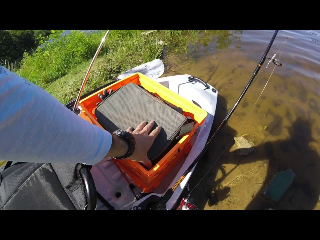 (HOW TO) Quickly Setup/Rig KAYAK ASCEND 10T!