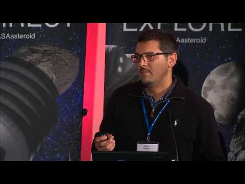 Asteroid Initiative Workshop - Grand Challenge Panel Part 1