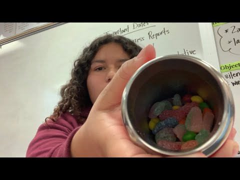 SNEAKING CANDY IN SCHOOL!