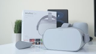 Oculus Go Unboxing!