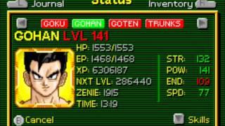 Let's Play Dragon Ball Z: Buu's Fury Bonus #2 (Cool GameShark Codes)