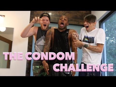 THE CONDOM CHALLENGE (feat. Todrick Hall)