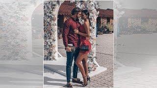 Голая Виктория Романец расцарапала лицо мужа из-за ревности